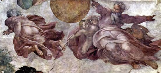 米开朗基罗 使徒雕塑